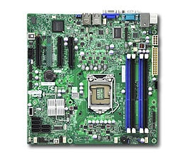 Supermicro motherboard X9SCL