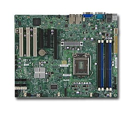 Supermicro motherboard X9SCA-F