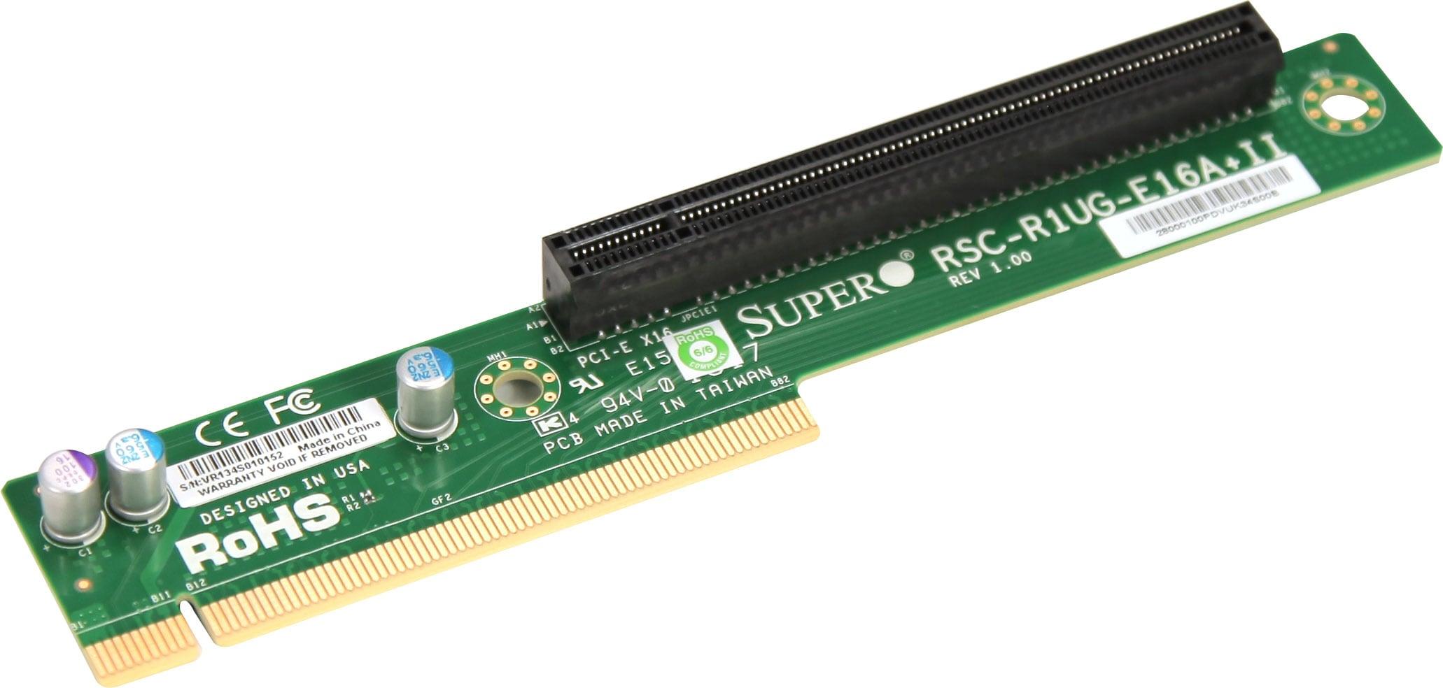 Zdjecie - RSC-R1UG-E16A+II - Supermicro