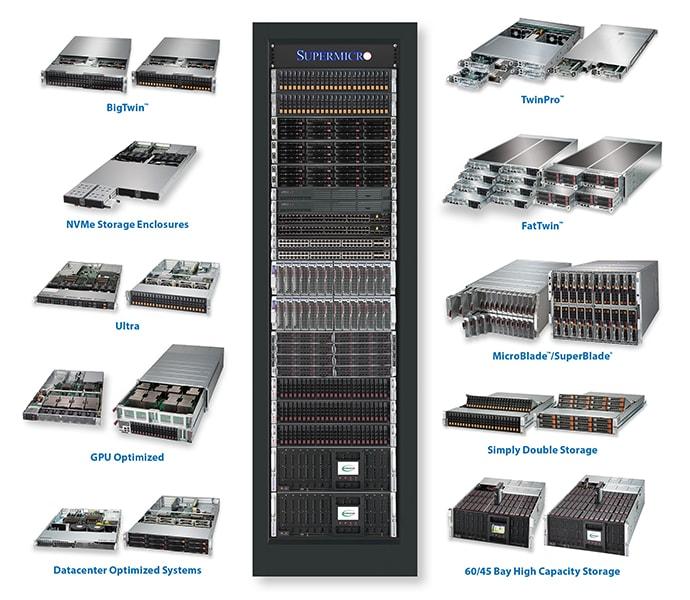 SuperRack® Solutions | Super Micro Computer, Inc