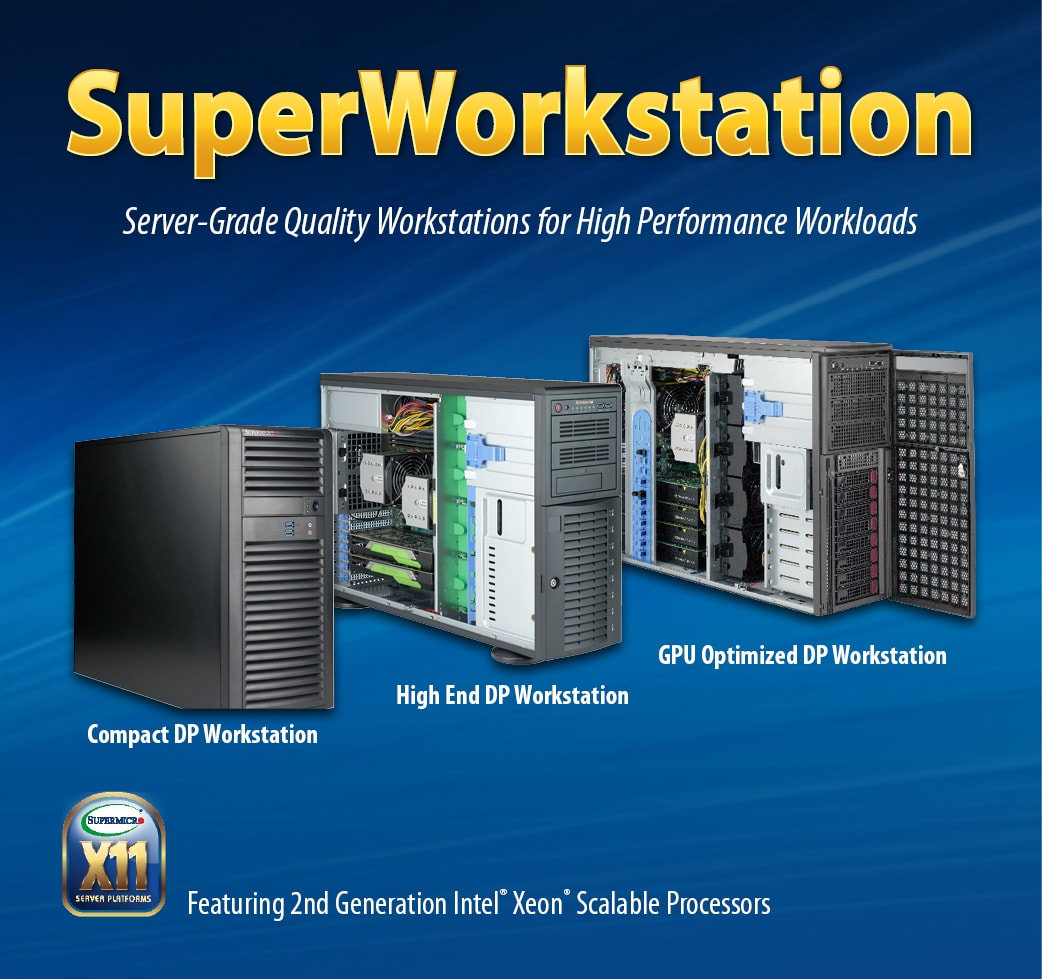 SuperWorkstation