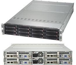 ASA2420-X2-R 2U Quad Dual Socket Scalable Family Rackmount Server