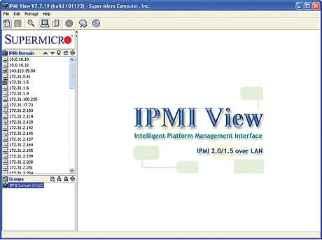 supermicro ipmi utilities supermicro server management utilities products super micro Intel Play QX3 Intel Logo
