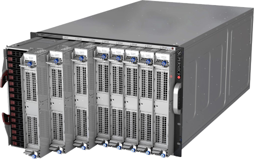7U 8-Way server SYS-7089P-TR4T