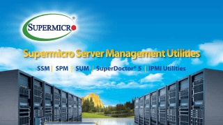 Supermicro Update Manager (SUM) | Supermicro Server