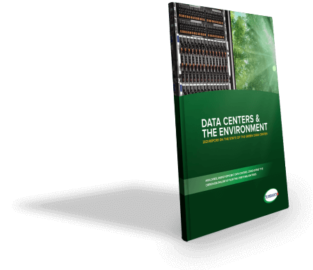 Data Center report cover