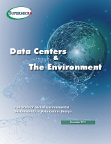 """Data Centers and the Environment"" Report - 2018"