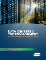 """Data Centers and the Environment"" Report - 2019"