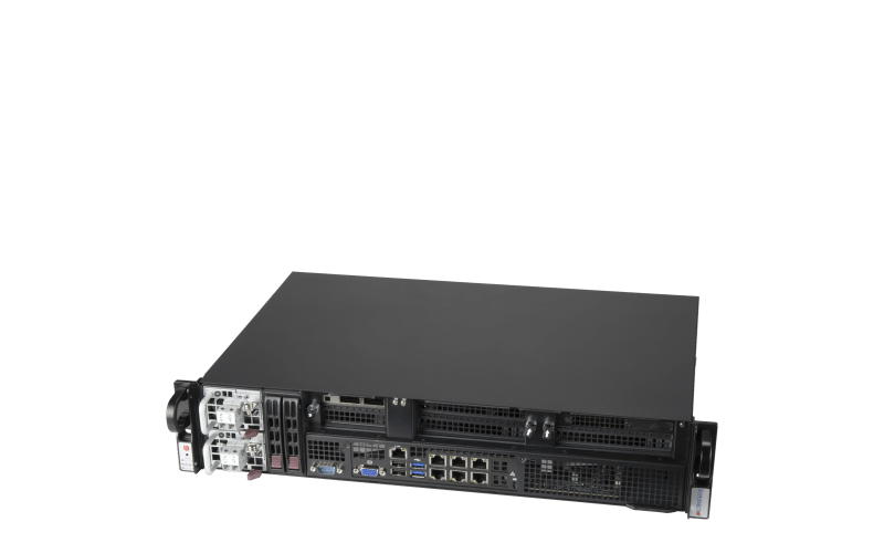 Short-Depth 5G/Edge Server