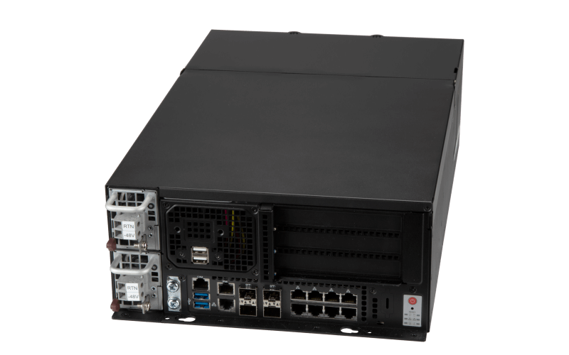 Wallmount Edge Server (DC Power Version)