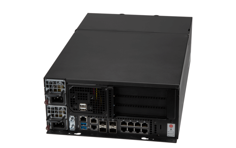 Wallmount Edge Server (AC Power Version)