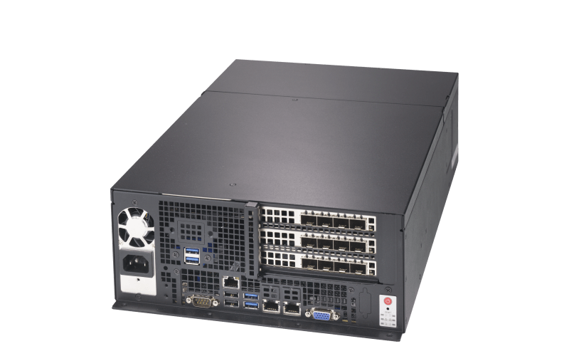 Wallmount Edge Server with 2nd Gen Intel® Xeon® Scalable Processor