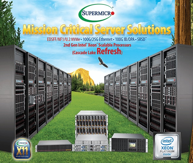 SuperServer Brochure