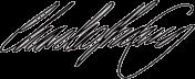 Charles Liang's signature
