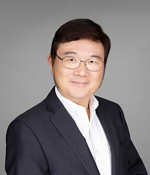 Supermicro COO Alex Hsu