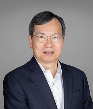 Supermicro CEO Charles Liang