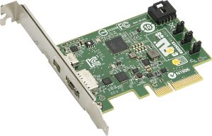 Supermicro Qualified Thunderbolt™ Add-on Card