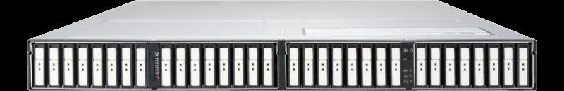 EDSFF-Short E1.S Server