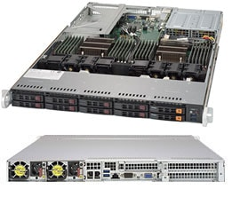 SuperServer SYS-1028U-TNRT+