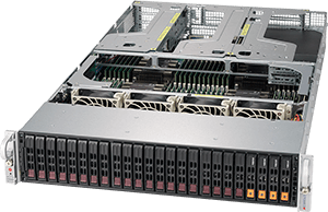 SYS-2049U-TR4 with NVMe