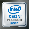 Intel® Xeon® Platinum Badge