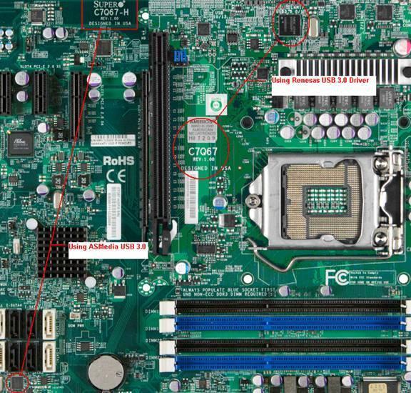 SuperMicro C7Q67 Windows 7