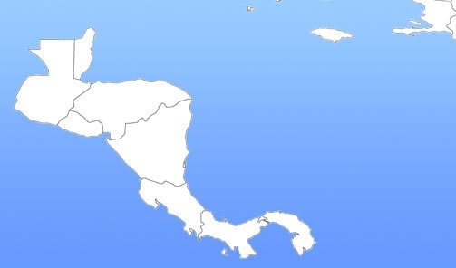 Central America Where To Buy Super Micro Computer Inc - Map of us no names